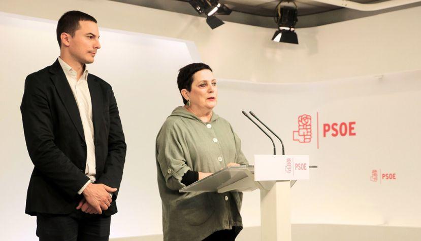 El PSOE pide una reflexión política ante la detención de Ignacio González