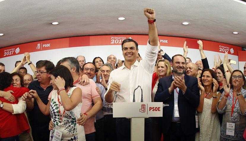 """El PSOE presenta el lema de su 39º Congreso Federal """"Somos la izquierda"""""""